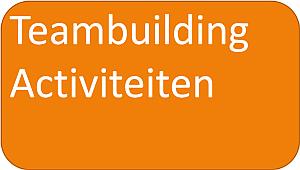 Teambuilding activiteiten