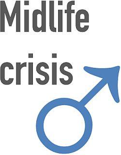 Midlife crisis man: symptomen en oplossen