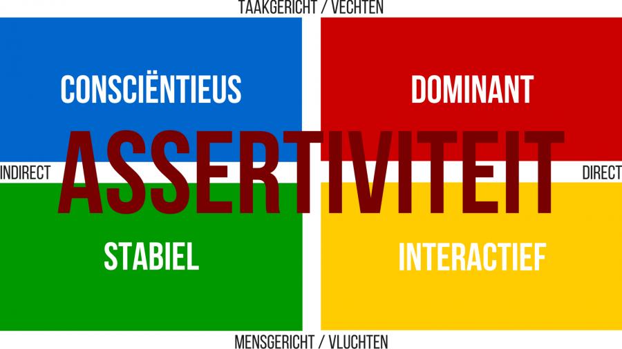 Wat is assertiviteit? Assertief zijn nader bekeken vanuit DISC