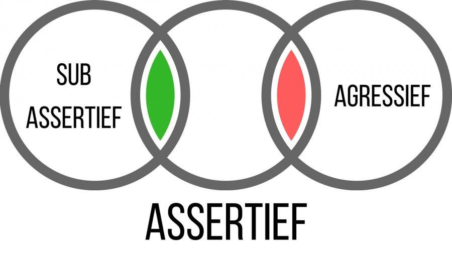 Van sub assertief gedrag naar assertiviteit met zelfvertrouwen