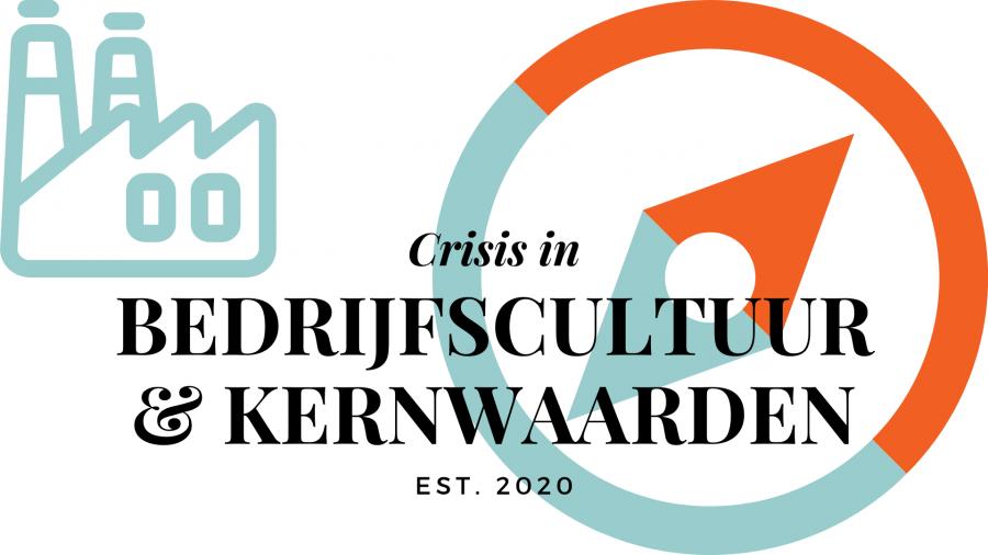Crisis in bedrijfscultuur en kernwaarden
