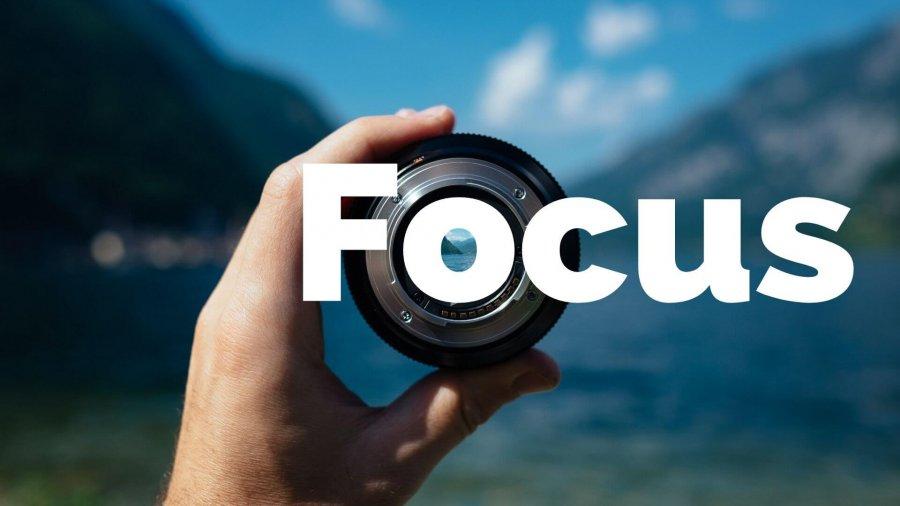 Met focus meer resultaat